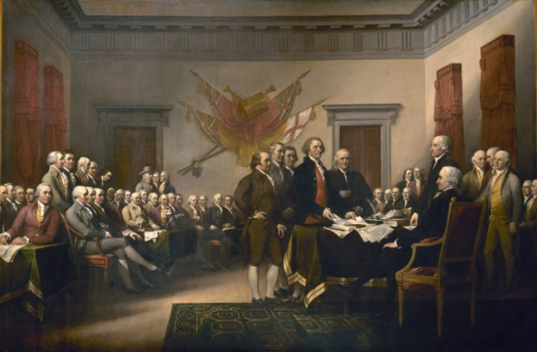 Declararation of Independence